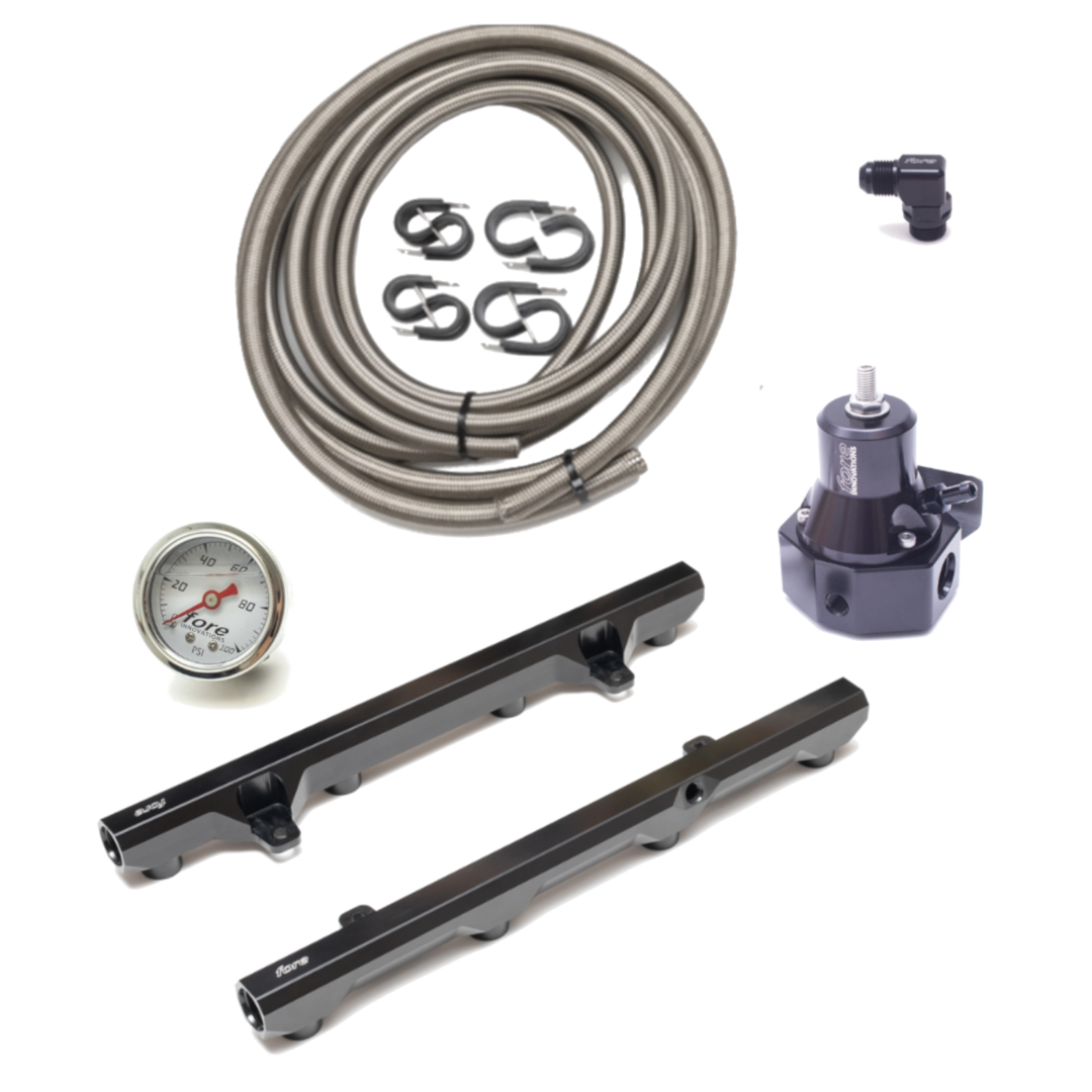 Gauges and parts