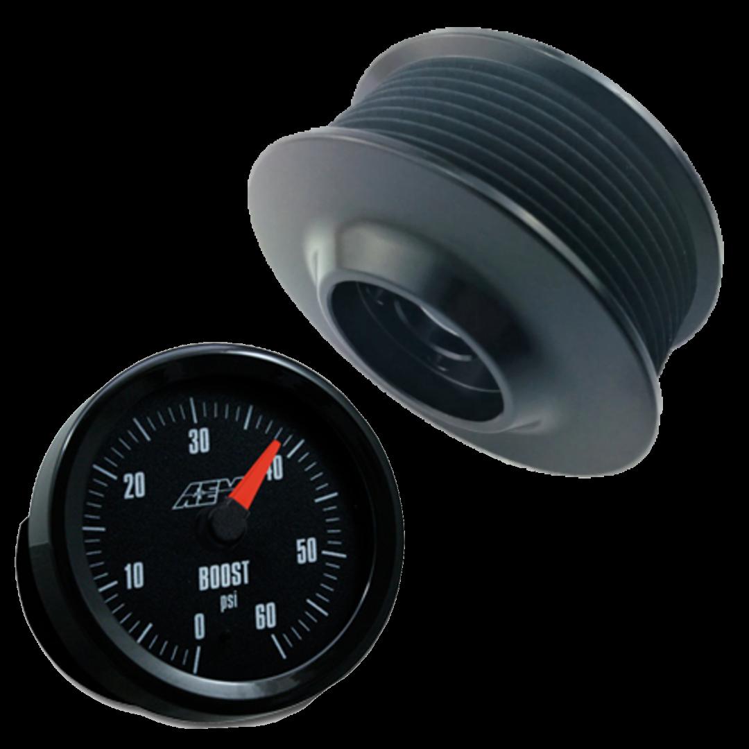 pulley gauge