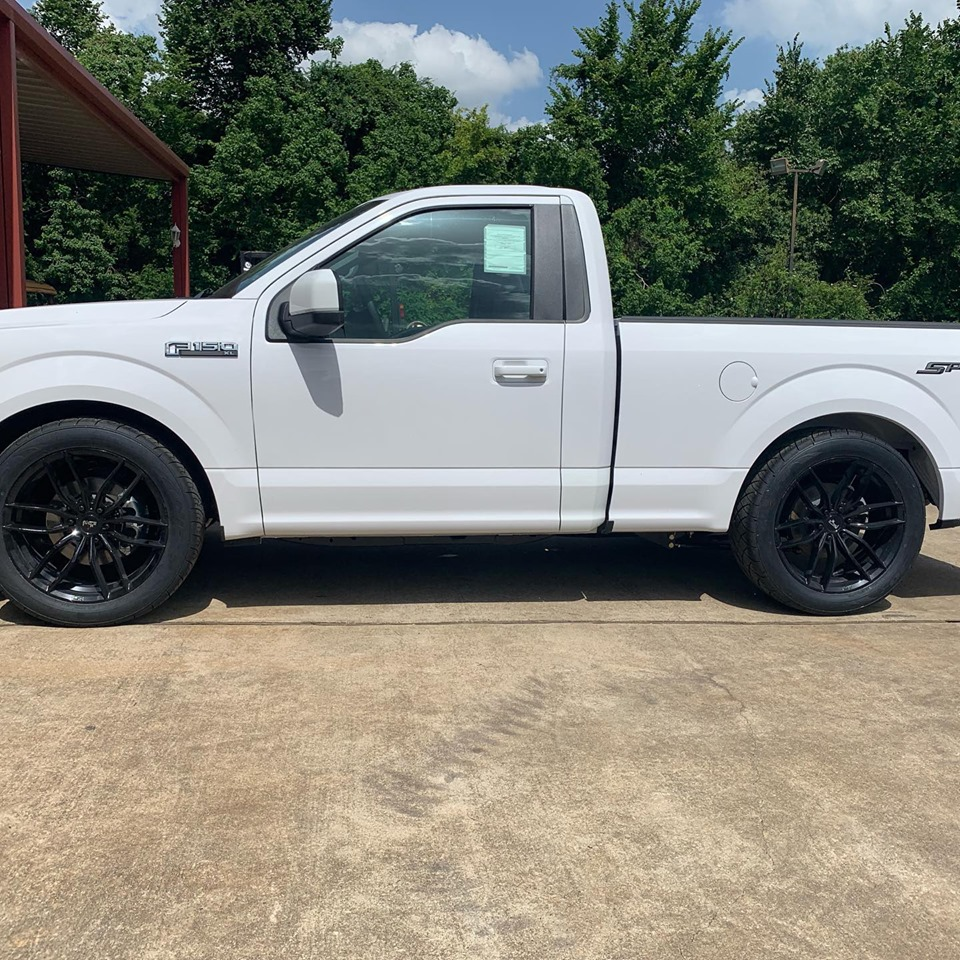 VAS Specialties 3/5 Performance Suspension Package 2015-2020 Ford F150