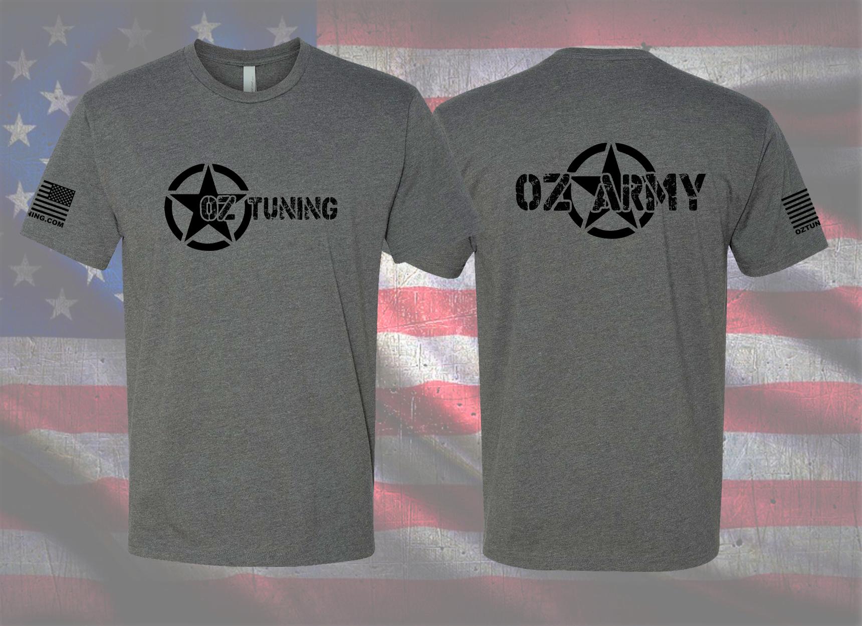 Gray Oz Army t-shirt Dec 2020 (4)